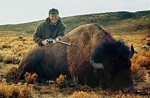 Buffalo Hunting Bison Hunting Colorado